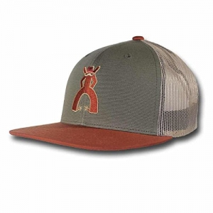 wholesale dealer ee963 18a2c Hooey Terlingua Brown and Tan Snapback Cap