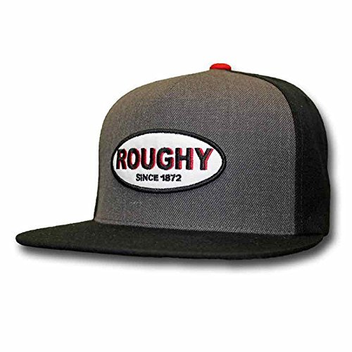 sports shoes 8ca03 2c436 Hooey Roughy Patch Hat, Grey Black, One Size - Tactical Intent