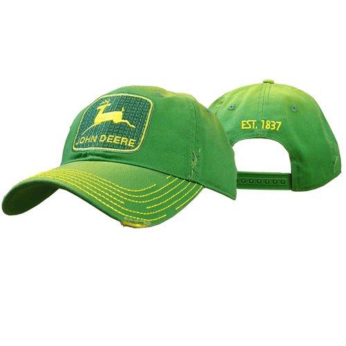 cfd5077275de2 John Deere Men s Vintage Logo Cap