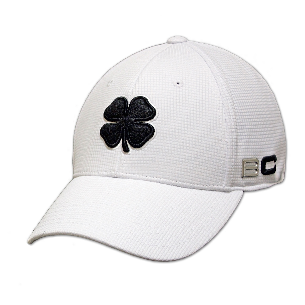 Black Clover BC Iron  1 Small Medium Fitted Hat - 636983993406 ... bdf8c634bedf