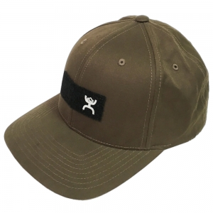 a6469b5052d Hooey Hat –  Lure  Patch and Reflective Logo Hat – Olive