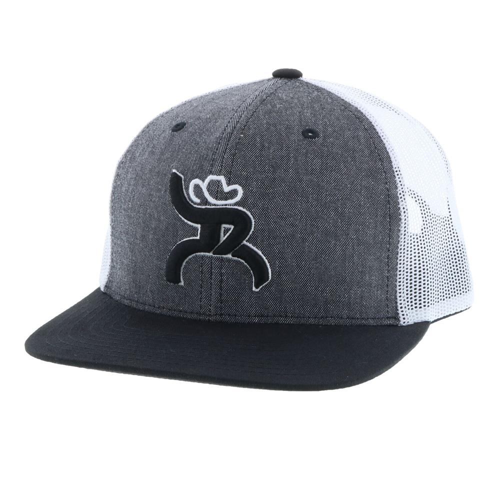 "HOOey ""Maverick"" Roughy Adjustable Snapback Hat - Tactical Intent d461c90c026"