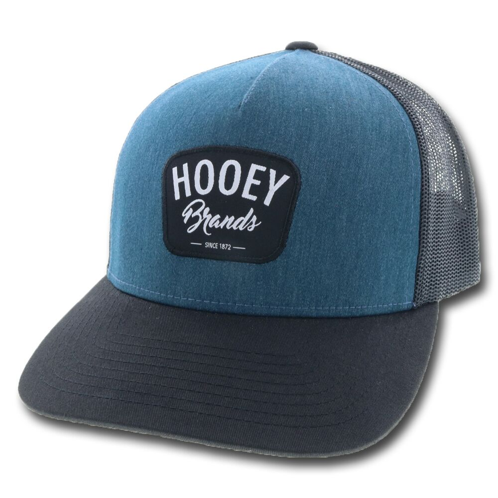 wholesale dealer a31d5 3dffd HOOey Men s Navy Hometown Adjustable Snapback Hat