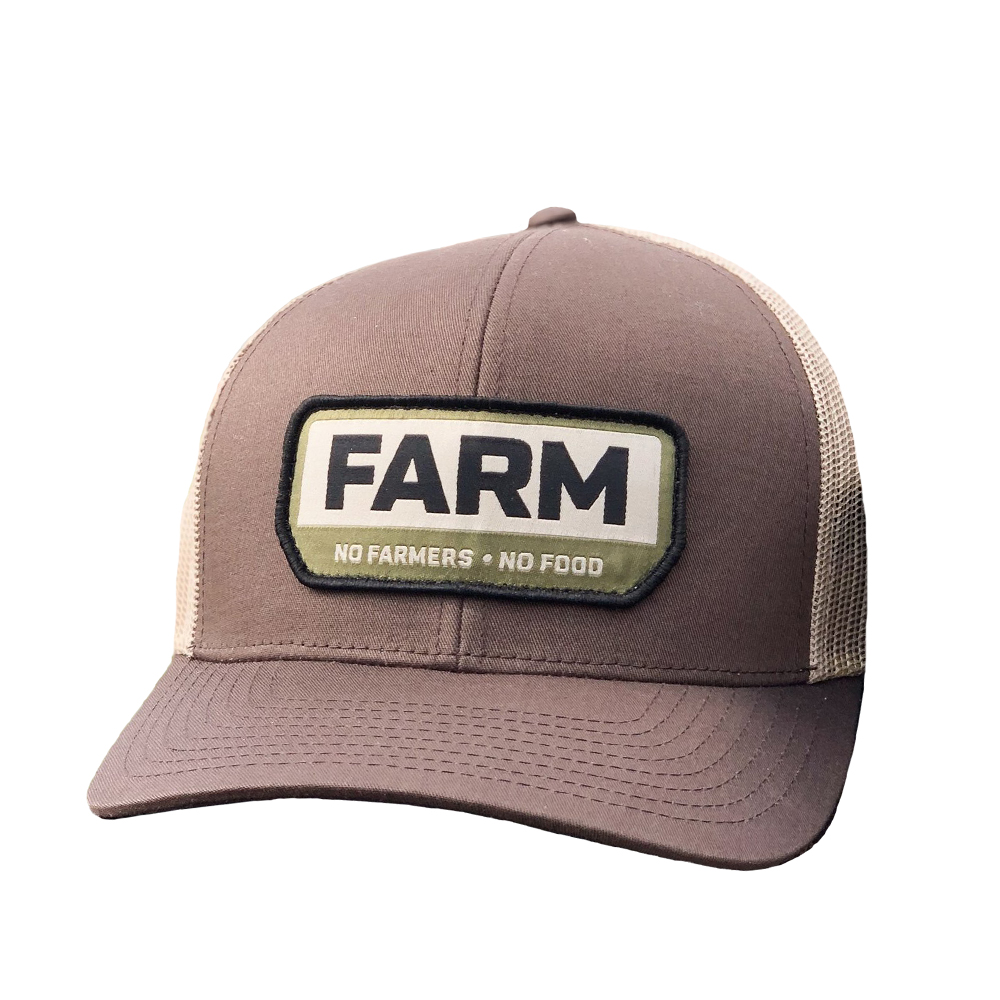 5b8ef557 YNOT Lifestyle Brand Brown Farm Model Adjustable Hat - Tactical Intent